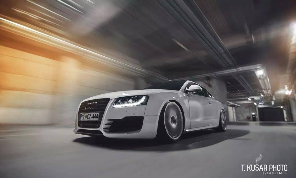 Audi A5 2.0TDI CR 170hp